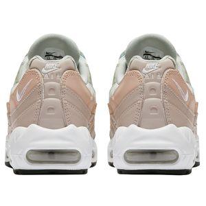 Nike WMNS Air Max 95 Damen Sneaker light silver 307960 018 – Bild 4