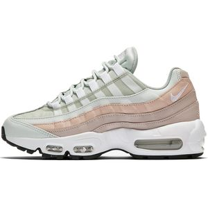 Nike WMNS Air Max 95 Damen Sneaker light silver 307960 018 – Bild 2