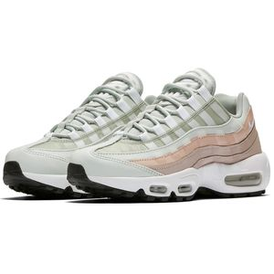 Nike WMNS Air Max 95 Damen Sneaker light silver 307960 018 – Bild 3