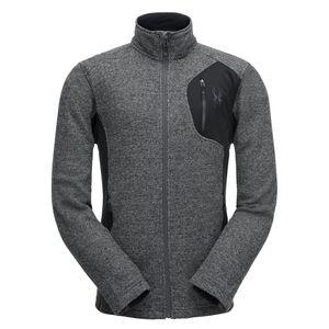 Spyder Bandit FZ Stryke Jacket grau schwarz 181386 018 – Bild 1
