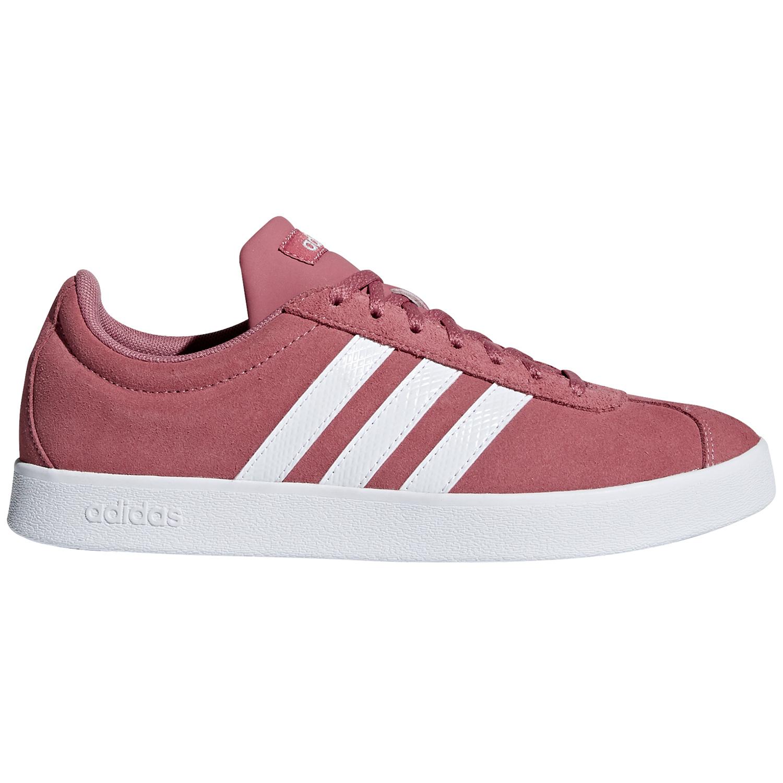 adidas neo VL Court 2.0 Damen Sneaker pink weiß B42313