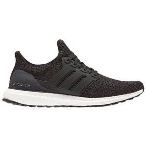 adidas Ultra Boost Herren Running Sneaker dunkelgrau weiß CM8116