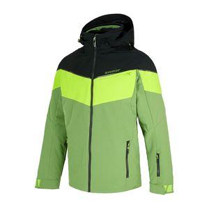 Ziener Takosh Herren Ski Snowboardjacke grün schwarz 184202 96 – Bild 1