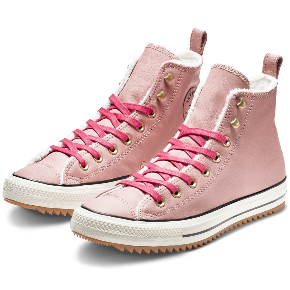 f207274998c2f Converse CT AS Hiker Boot Hi Damen Winterschuhe rust pink 162477C – Bild 2