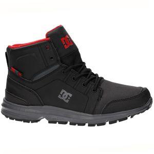 DC Shoes Torstein Herren Winter Boots schwarz rot ADMB700008 – Bild 1