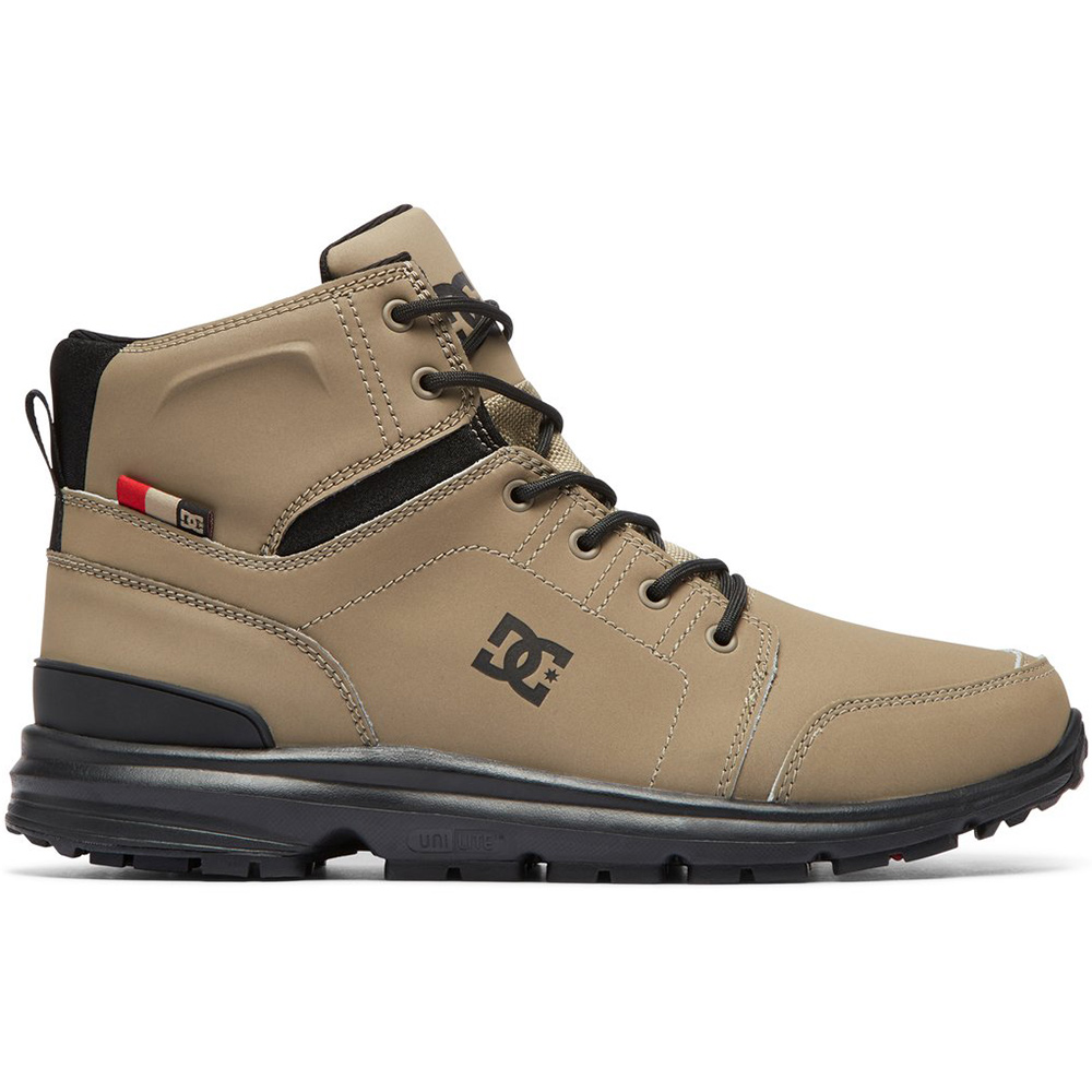 check out d720d 6aa06 DC Shoes Torstein Herren Winter Boots grau schwarz ADMB700008