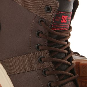 DC Shoes Woodland Herren Winter Boot dunkelbraun 303241 – Bild 5