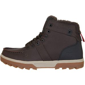 DC Shoes Woodland Herren Winter Boot dunkelbraun 303241 – Bild 2