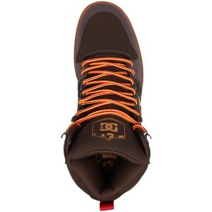 DC Shoes Pure High-Top Winter Boot Herren braun – Bild 4