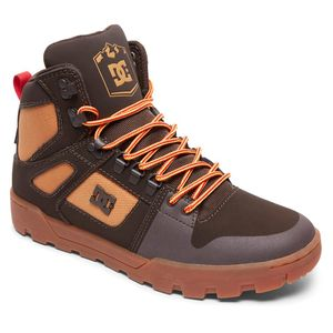 DC Shoes Pure High-Top Winter Boot Herren braun ADYB100006 – Bild 3