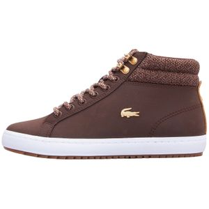 Lacoste Straightset Insulate Damen Sneaker dunkelbraun 7-36CAW0045B18 – Bild 2