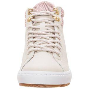 Lacoste Straightset Insulate Damen Sneaker beige 7-36CAW00457F8 – Bild 4