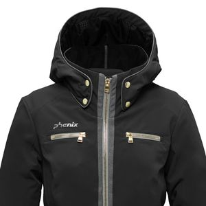 Phenix Nekoma Jacket Damen Skijacke schwarz ES882OT66 BK – Bild 7