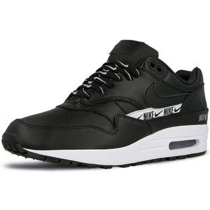 "Nike WMNS Air Max 1 SE ""Just do it"" schwarz weiß 881101 005 – Bild 3"