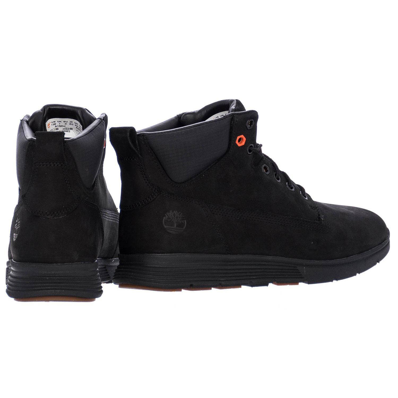 timberland herren boots schwarz