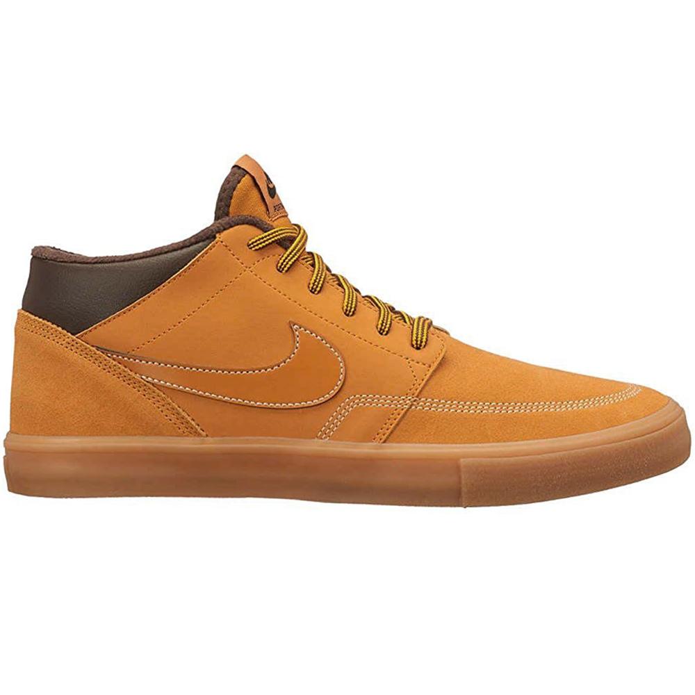 Nike Air Force 1 07 WB Sneaker Braun F200 10089768
