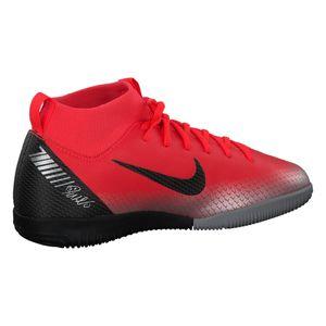 Nike JR Superfly 6 Academy GS CR7 IC Fußballschuhe rot AJ311 600 – Bild 2