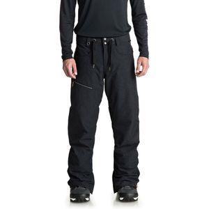 Quiksilver Men Forest Oak Pant Ski- Snowboardhose schwarz  – Bild 1