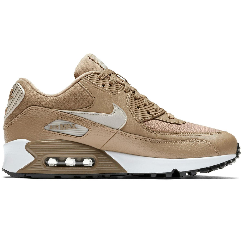 Nike WMNS Air Max 90 Damen Sneaker beige braun 325213 212