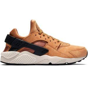 Nike Air Huarache Run PRM Herren Sneaker braun schwarz 704830 700 – Bild 1