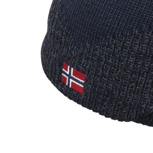 Phenix Norway Alpine Team Beanie Herren Strickmütze navy EF878HW00 DN2 – Bild 3