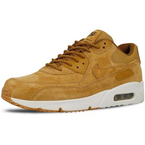 Nike Air Max 90 Ultra 2.0 Leather Herren Sneaker wheat 924447 700 – Bild 3