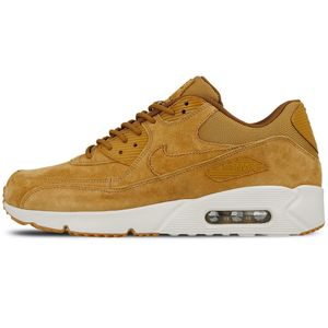 Nike Air Max 90 Ultra 2.0 Leather Herren Sneaker wheat 924447 700 – Bild 2
