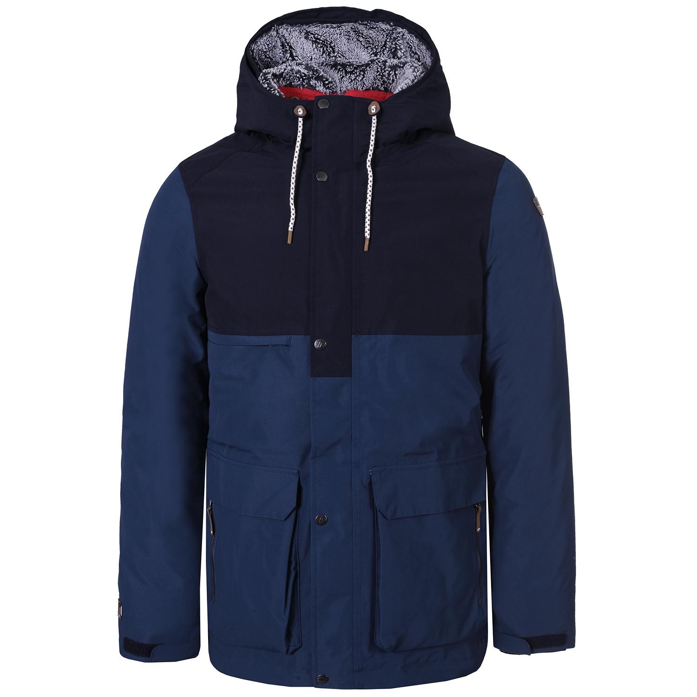 Icepeak Timon Herren Outdoorjacke blau dunkelblau 2-56 071 575 I 365