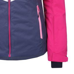Icepeak Kate Jacket Damen Skijacke pink grau 2 53 227 659I 635 – Bild 4
