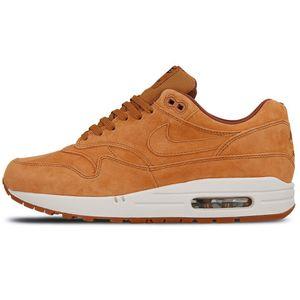 Nike Air Max 1 Premium Sneaker beige grau 875844 701 – Bild 2