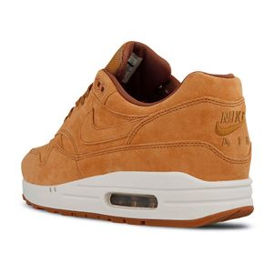 Nike Air Max 1 Premium Sneaker beige grau 875844 701 – Bild 4