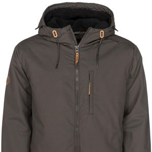 Mazine Deep Jacket Herrenjacke black olive 18301401 12718 – Bild 3