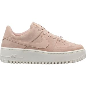 Nike W Air Force 1 Sage Low Damen Sneaker particle beige AR5339 201