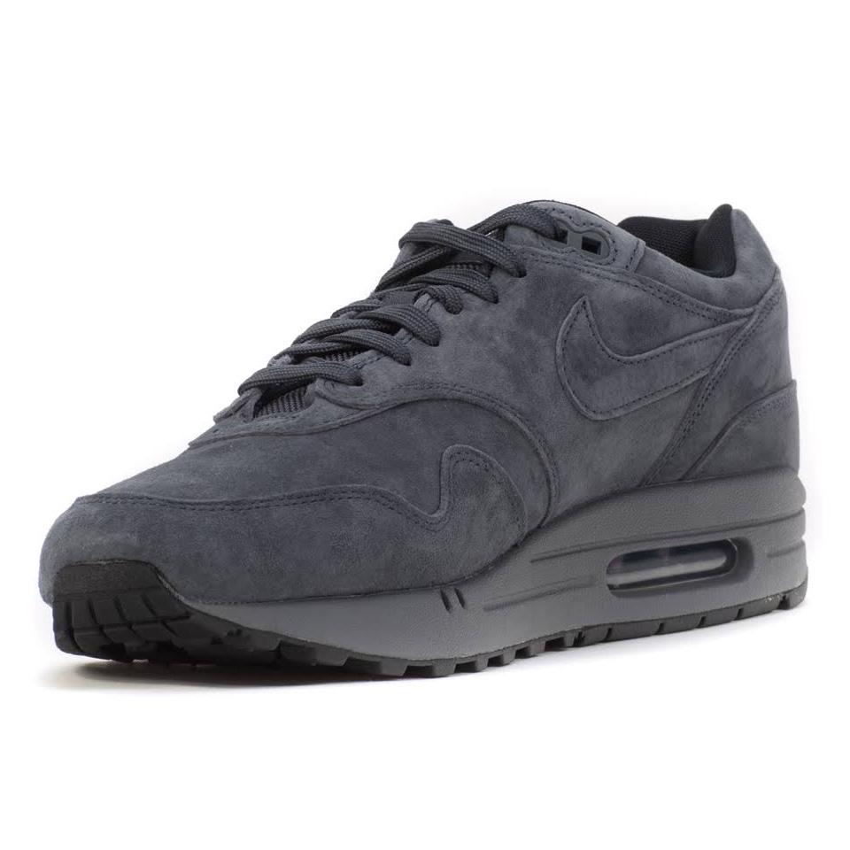 buy online 8ff3a 7d7dc Nike Air Max 1 Premium Sneaker grau 875844 010 – Bild 2