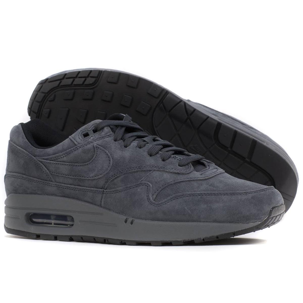 huge discount a88d7 4a9d3 Nike Air Max 1 Premium Sneaker grau 875844 010 – Bild 5