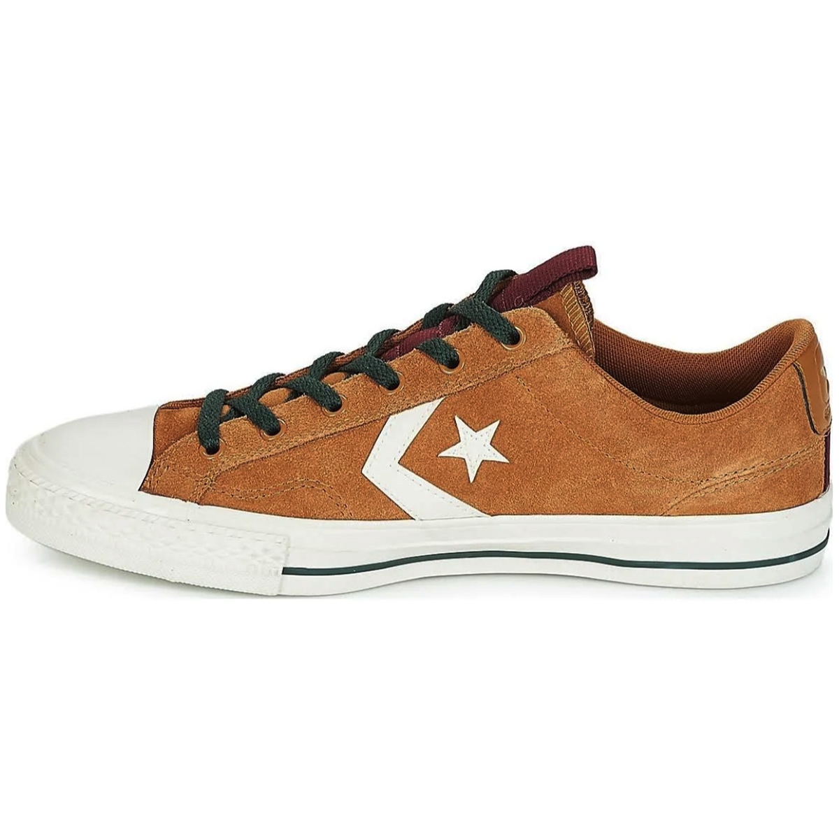 new style 481a6 873f7 Converse Star Player Ox Sneaker low burnt caramel