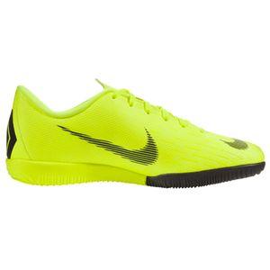 Nike JR Vapor 12 Academy PS IC Hallenschuhe neongelb AH7352 701 – Bild 1