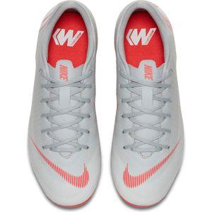 Nike JR Vapor 12 Academy GS FG/MG Kinder Fußballschuhe grau AH7347 060 – Bild 3