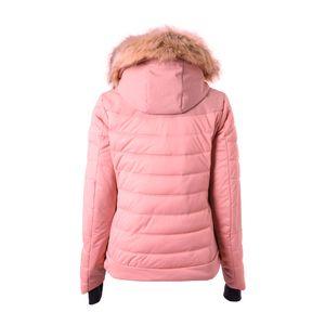 Brunotti Jaciano Women Ski Snowboardjacke rose tan pink  – Bild 2