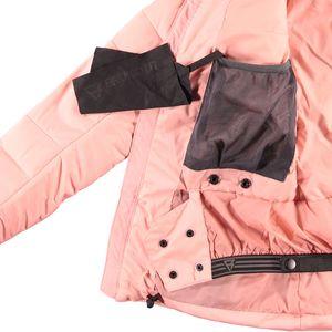 Brunotti Jaciano Women Ski Snowboardjacke rose tan pink  – Bild 3