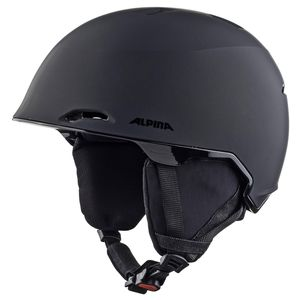 Alpina Maroi Skihelm dark black matt 53 - 57 cm A9206230 – Bild 1