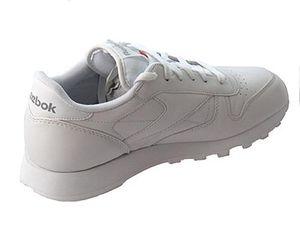 Reebok Sneaker Classic Leather weiß – Bild 2