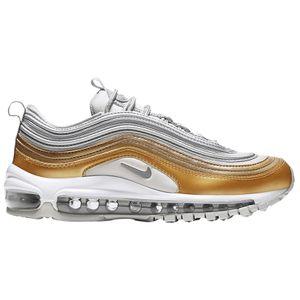 Nike W Air Max 97 SE Damen Sneaker grau gold AQ4137 001 – Bild 1