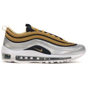 Nike W Air Max 97 SE Damen Sneaker schwarz silber gold AQ4137 700