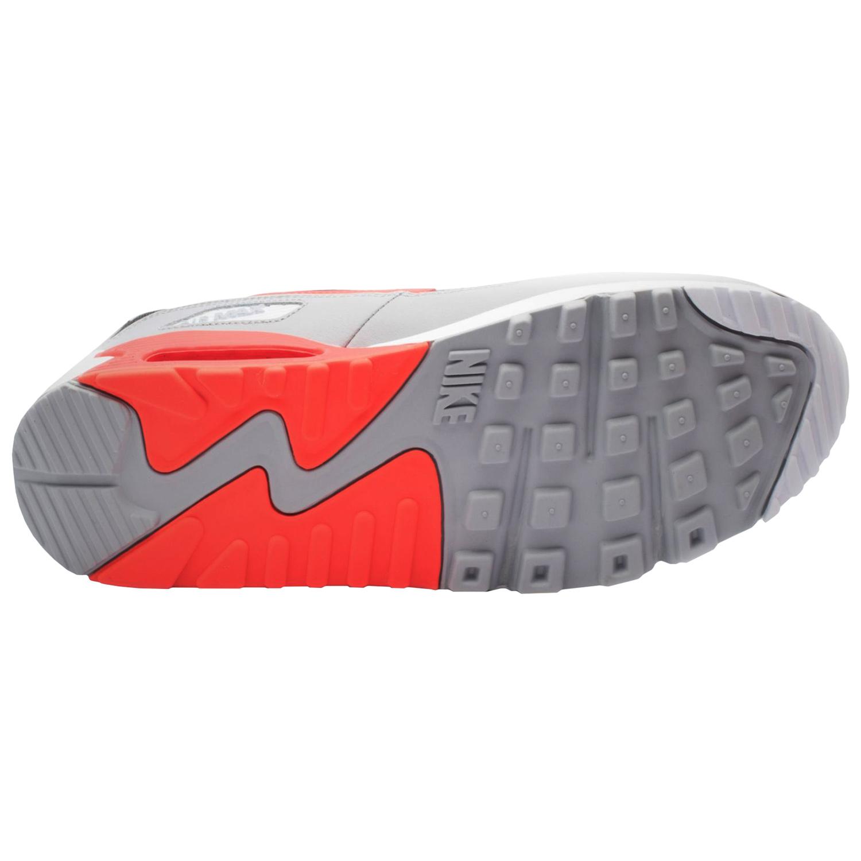 Aj1285 003 Nike Air Max 90 Essential Schwarz Wolf Grau