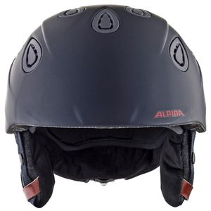Alpina Grap 2.0 L.E. Skihelm nightblue bordeaux matt 54 - 57 cm A9094282 – Bild 3