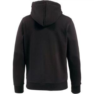 Alpha Industries Basic Hoody Herren Pullover schwarz weiß 178312/03 – Bild 2