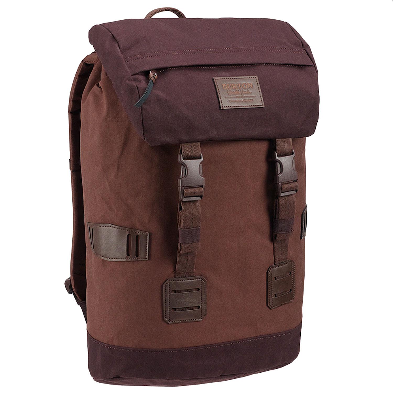 Burton Tinder Pack Backpack Rucksack Cocoa Brown Wxd Cnvs 16337106205