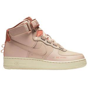Nike W Air Force 1 Hi Utility Damen Sneaker rosa AJ7311 200 – Bild 1