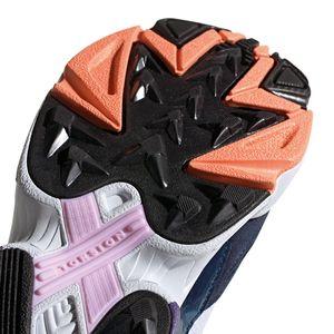 adidas Originals Falcon W Damen Sneaker weiß blau rot CG6246 – Bild 5